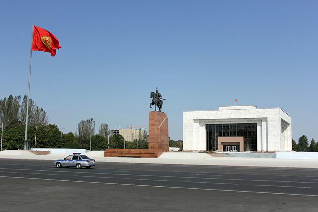 An Interview with Aida Salyanova, Kyrgyzstan's Former Prosecutor General